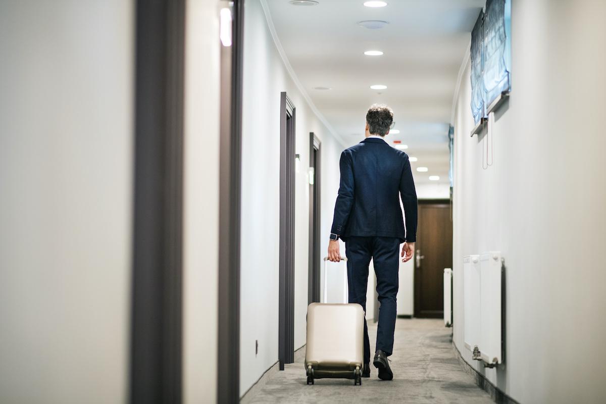出張の方必見!ビジネスホテルの選び方と快適に過ごすためのポイント